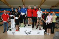 Alle Finalteilnehmer German Youth Open 2010